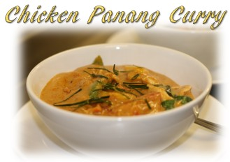 chicken-panang