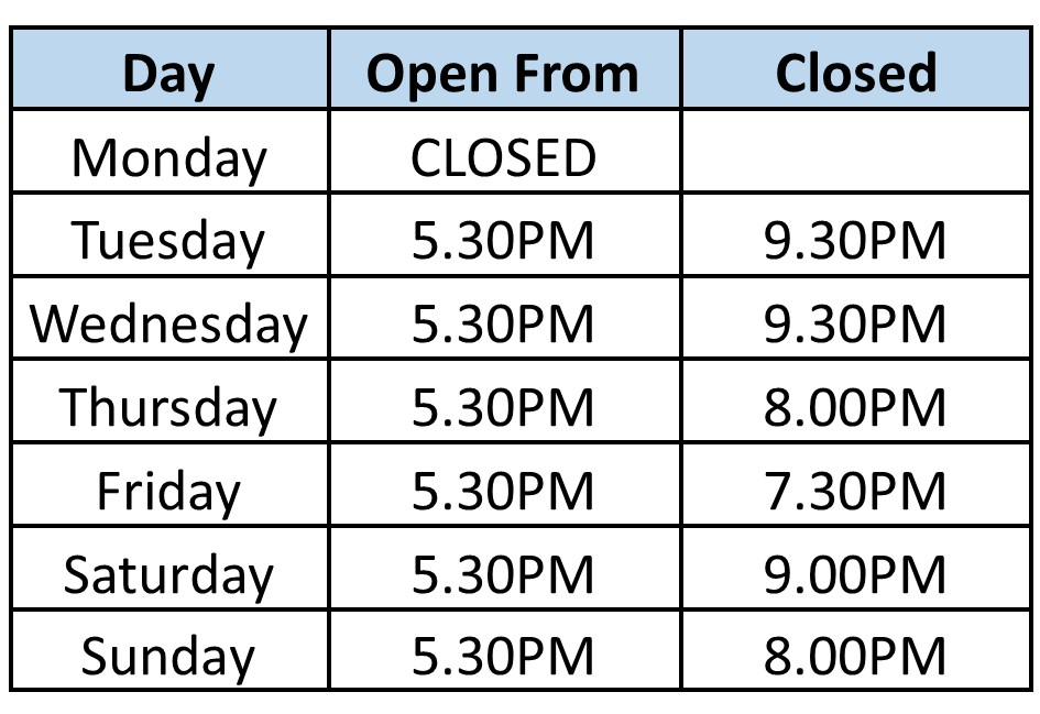 opening-times