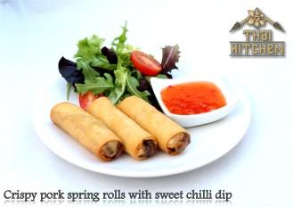 spring rolls