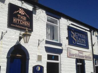 Thai Kitchen and seven stars pub