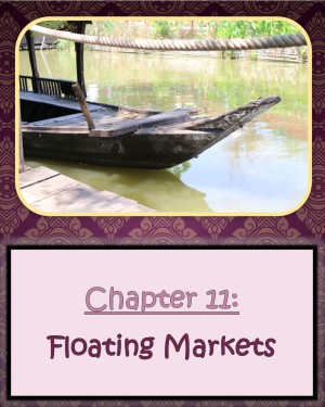 11 Floating Markets