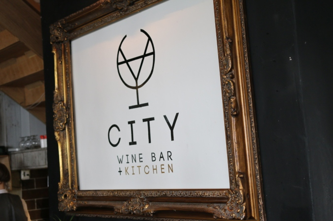 City wine bar and kitchen