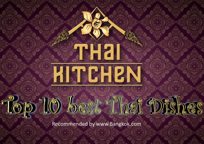 Top 10 Thai Dishes
